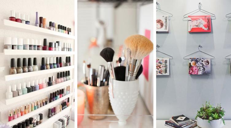 3 móveis para organizar seu salão de beleza - Blog Politorno