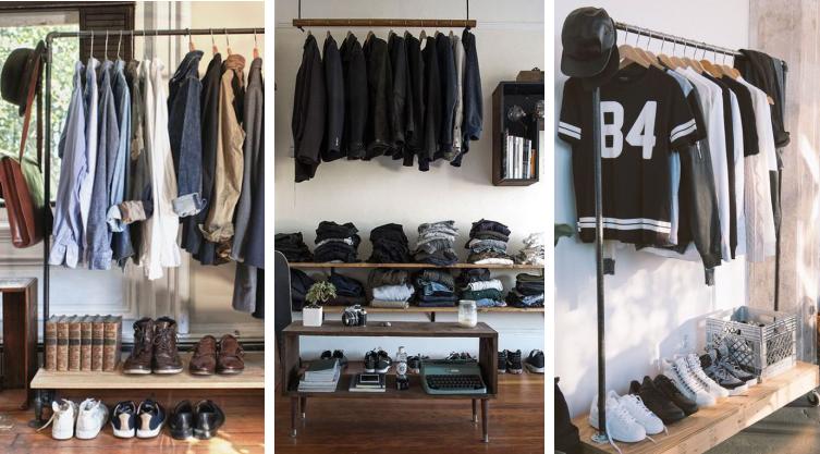 Closet Masculino - Blog Politorno