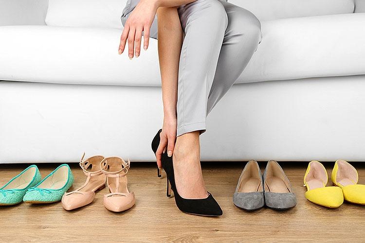 Ideias para organizar seus sapatos - Politorno Blog