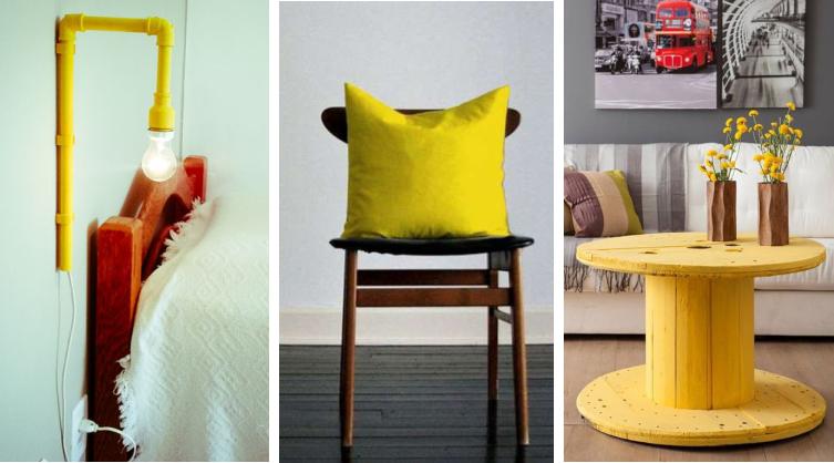 3 ideias para seu gaveteiro amarelo  - Blog Politorno